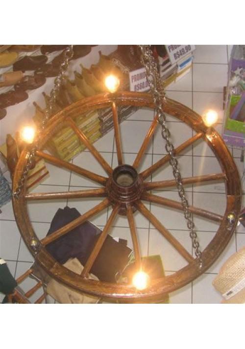 Lustre Roda de Carroça II