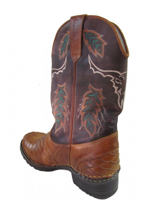 Bota Capelli Country Castor/Café