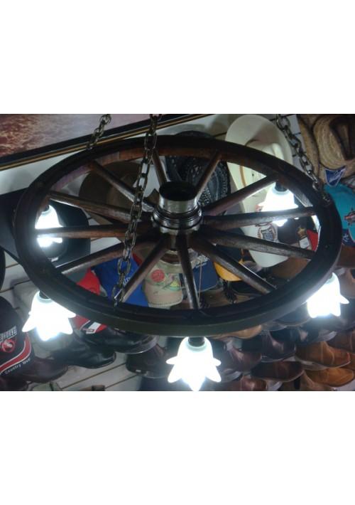 Lustre Roda de Carroça I
