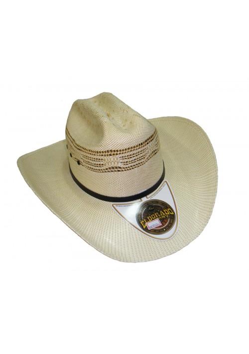 Chapéu Eldorado Branco Mesclado 005 EC269