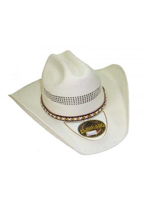 Chapéu Eldorado Branco 003 EC507