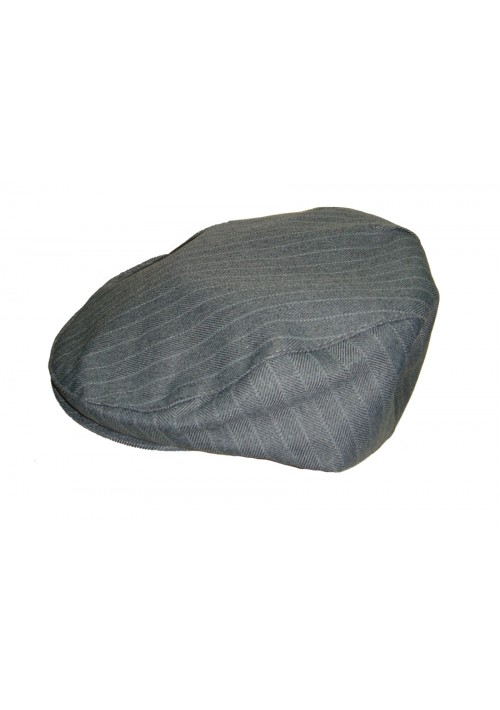 Boina Marcatto em tecido Cinza