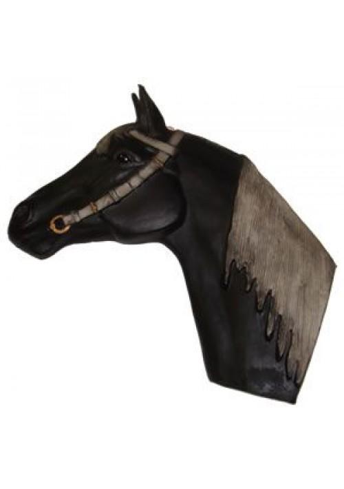 Escultura de Cavalo para parede